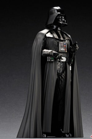 Comprar figura star wars kotobukiya darth vader episodio V